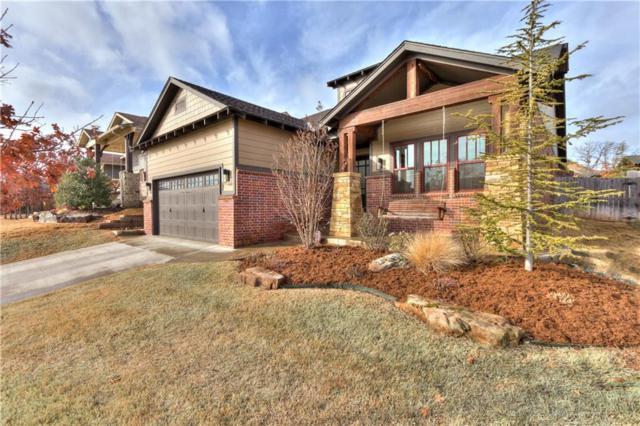 701 Blue Oak Way, Edmond, OK 73034 (MLS #786103) :: Homestead & Co