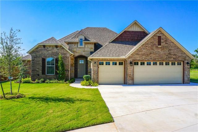 12104 SW 46th Court, Mustang, OK 73064 (MLS #786134) :: Barry Hurley Real Estate