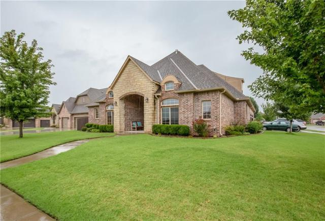 3201 Sycamore Drive, Moore, OK 73160 (MLS #786154) :: Wyatt Poindexter Group