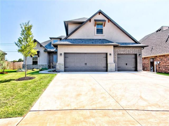 2516 NE 13th Street, Moore, OK 73160 (MLS #786194) :: Wyatt Poindexter Group