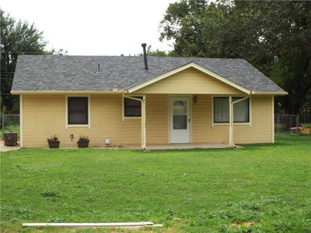 602 W Pine, Tuttle, OK 73089 (MLS #786246) :: Richard Jennings Real Estate, LLC