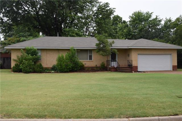 213 Burk Way, Del City, OK 73115 (MLS #786251) :: Richard Jennings Real Estate, LLC