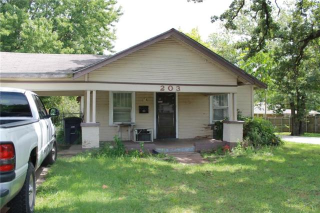 203 N Kimberly Avenue, Shawnee, OK 74801 (MLS #786289) :: Wyatt Poindexter Group
