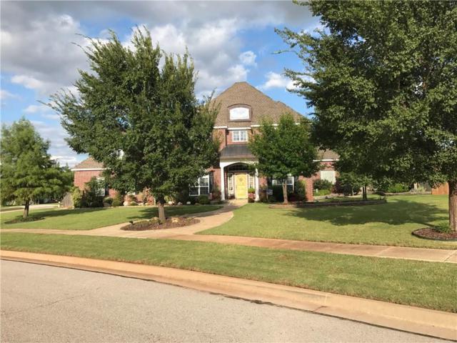 600 Chillmark, Norman, OK 73071 (MLS #786312) :: Richard Jennings Real Estate, LLC