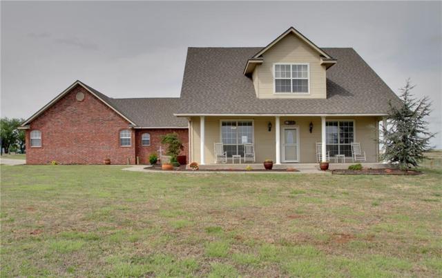 1718 County Road 1260, Tuttle, OK 73089 (MLS #786338) :: Richard Jennings Real Estate, LLC