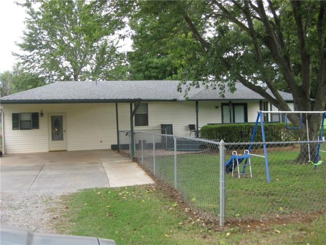 11100 Jeffords, Choctaw, OK 73020 (MLS #786398) :: Richard Jennings Real Estate, LLC