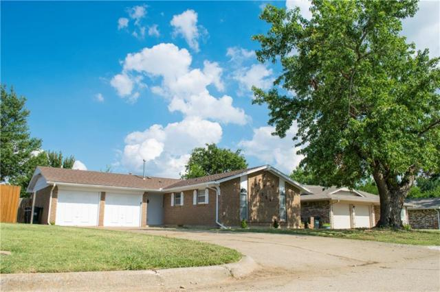 4004 Kim Drive, Del City, OK 73115 (MLS #786411) :: Richard Jennings Real Estate, LLC