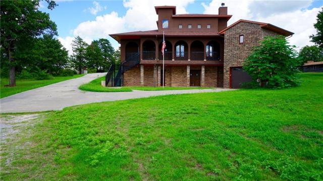180 N Henney Road, Choctaw, OK 73020 (MLS #786437) :: Richard Jennings Real Estate, LLC