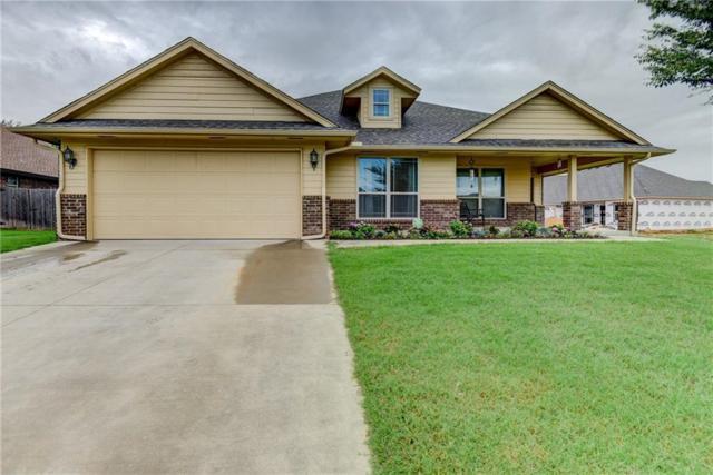 14330 Ramblewood Terrace, Choctaw, OK 73020 (MLS #786441) :: Richard Jennings Real Estate, LLC