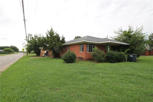 1421 Rickey Road, Shawnee, OK 74801 (MLS #786442) :: Wyatt Poindexter Group