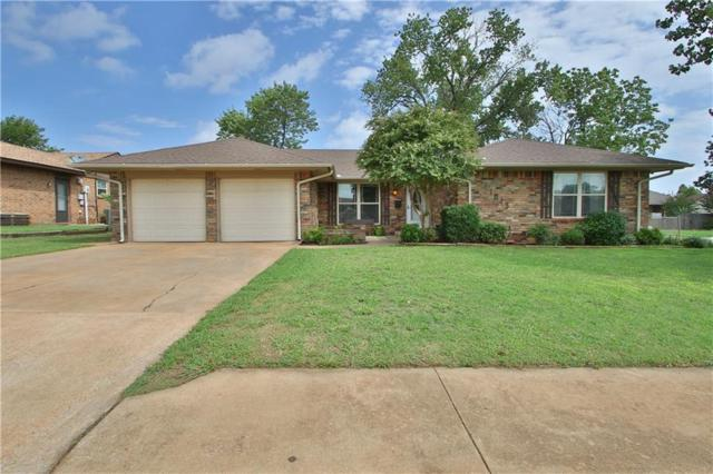 1013 E Hills Drive, Moore, OK 73160 (MLS #786475) :: Richard Jennings Real Estate, LLC