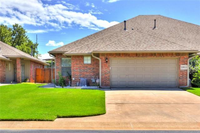 10812 Parke Place, Midwest City, OK 73130 (MLS #786512) :: Richard Jennings Real Estate, LLC