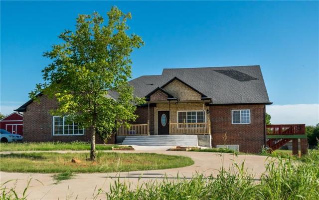 2254 County Road 1258, Blanchard, OK 73010 (MLS #786518) :: Richard Jennings Real Estate, LLC