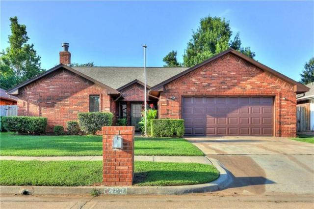 1420 Chimney Hill Road, Yukon, OK 73099 (MLS #786533) :: Richard Jennings Real Estate, LLC