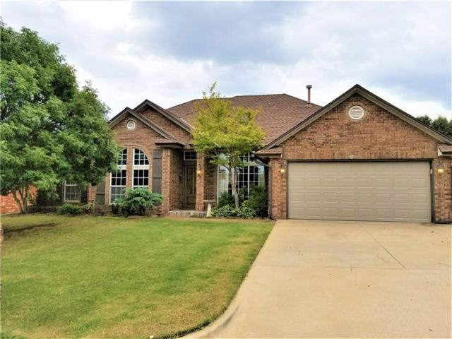 1304 112th Place, Oklahoma City, OK 73170 (MLS #786556) :: Richard Jennings Real Estate, LLC