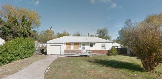 4205 Del Road, Del City, OK 73115 (MLS #786561) :: Richard Jennings Real Estate, LLC