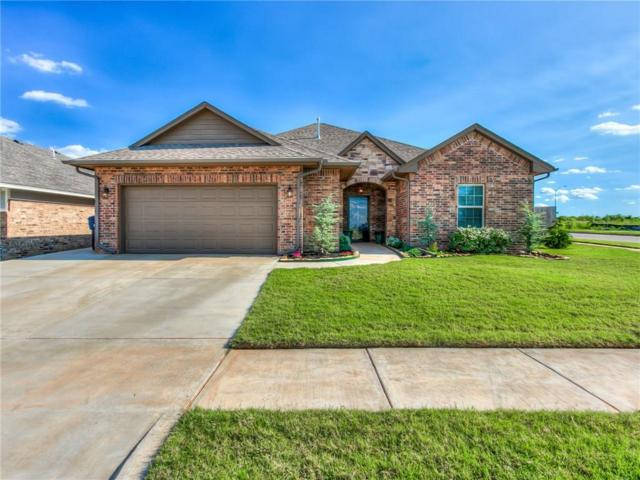 9436 NW 89th Street, Yukon, OK 73099 (MLS #786611) :: Richard Jennings Real Estate, LLC