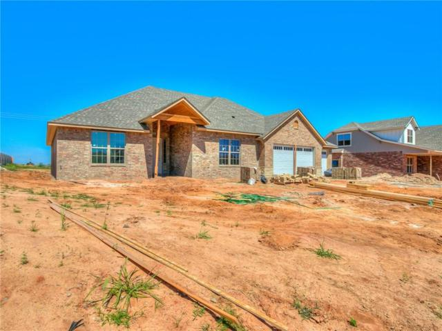 9601 Cypert Road, Yukon, OK 73099 (MLS #786617) :: Richard Jennings Real Estate, LLC