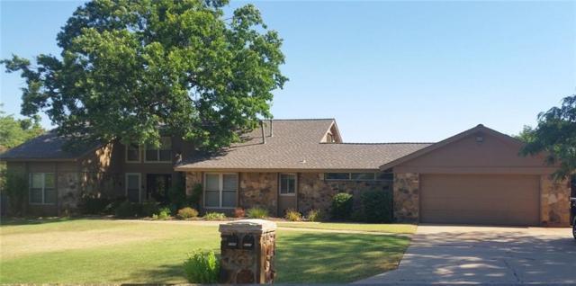 5901 Blue Stem Place, Oklahoma City, OK 73162 (MLS #786649) :: Wyatt Poindexter Group