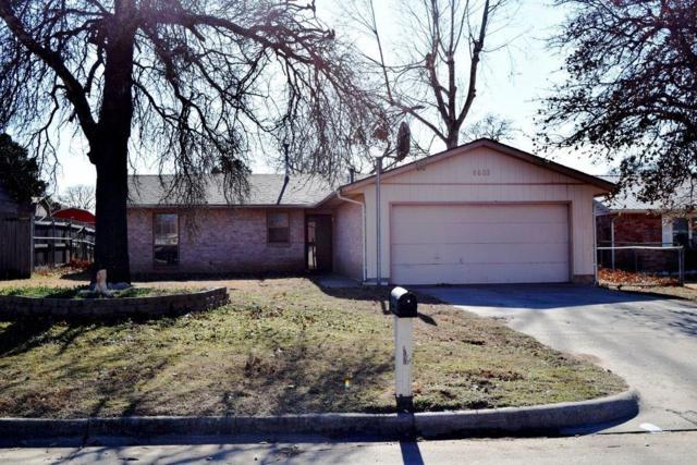9602 NE 3rd Street, Midwest City, OK 73130 (MLS #786659) :: Richard Jennings Real Estate, LLC
