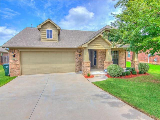 12603 SE 18th Street, Choctaw, OK 73020 (MLS #786665) :: Richard Jennings Real Estate, LLC