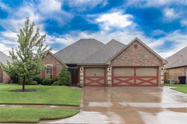 2809 Busheywood Drive, Yukon, OK 73099 (MLS #786671) :: Richard Jennings Real Estate, LLC
