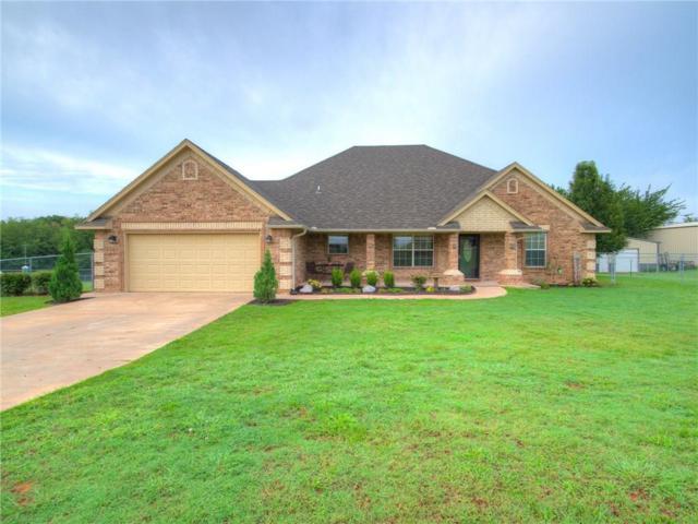2233 County Road 1252, Blanchard, OK 73010 (MLS #786675) :: Richard Jennings Real Estate, LLC