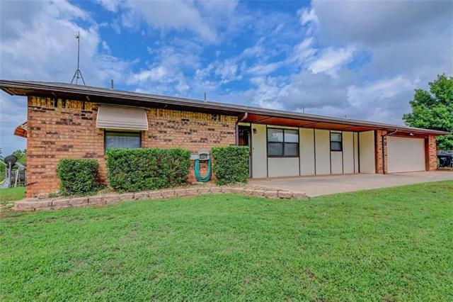 992 County Street 2949, Tuttle, OK 73089 (MLS #786677) :: Richard Jennings Real Estate, LLC