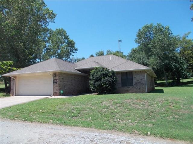 3090 County Street 2800, Ninnekah, OK 73067 (MLS #786691) :: Richard Jennings Real Estate, LLC