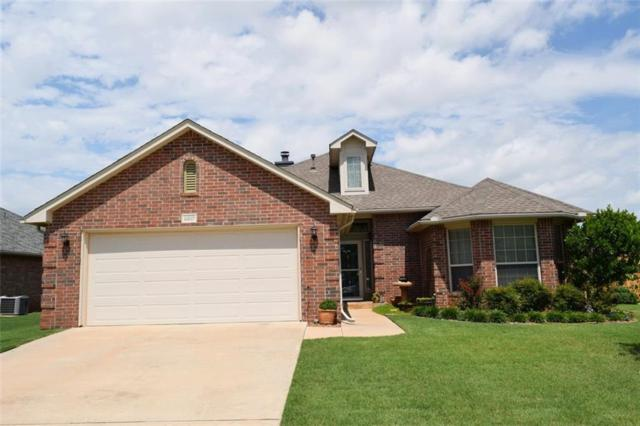 9817 SW 25th Street, Yukon, OK 73099 (MLS #786700) :: Richard Jennings Real Estate, LLC