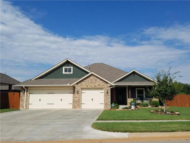 1421 Jaxon Court, Yukon, OK 73099 (MLS #786735) :: Richard Jennings Real Estate, LLC
