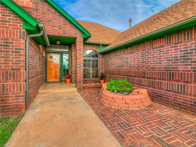 1003 Stone Drive, Blanchard, OK 73010 (MLS #786736) :: Richard Jennings Real Estate, LLC