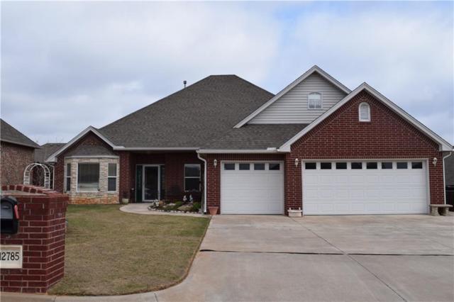 12785 SE 20 Street, Choctaw, OK 73020 (MLS #786737) :: Richard Jennings Real Estate, LLC