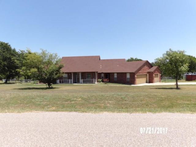 306 Murray Drive, Choctaw, OK 73020 (MLS #786742) :: Richard Jennings Real Estate, LLC