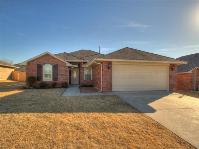 508 SW 41st Street, Moore, OK 73160 (MLS #786743) :: Richard Jennings Real Estate, LLC