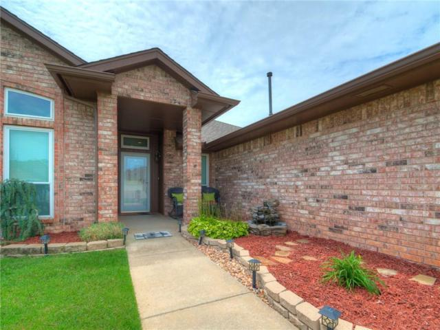 9916 SW 15th Terrace, Yukon, OK 73099 (MLS #786751) :: Richard Jennings Real Estate, LLC