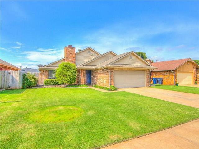 3128 SW 100TH Street, Oklahoma City, OK 73159 (MLS #786759) :: Richard Jennings Real Estate, LLC