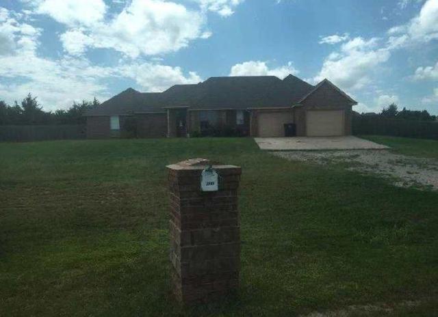 1181 Indigo, Blanchard, OK 73010 (MLS #786763) :: Richard Jennings Real Estate, LLC