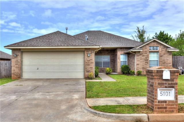 5101 SE 81st Street, Del City, OK 73135 (MLS #786767) :: Richard Jennings Real Estate, LLC