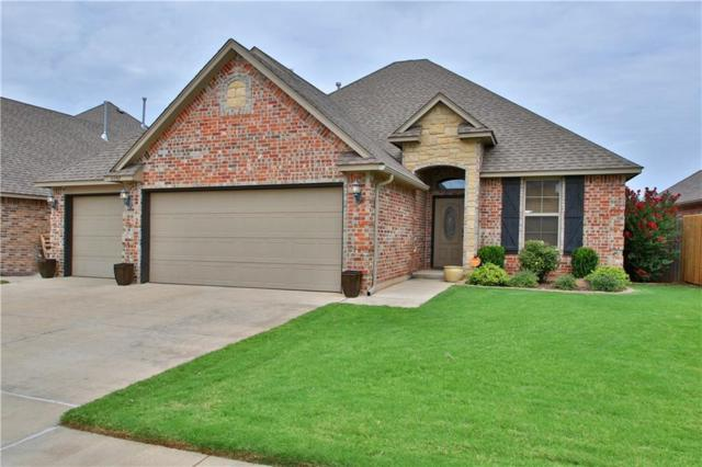 11937 SW 18th Street, Yukon, OK 73099 (MLS #786775) :: Richard Jennings Real Estate, LLC