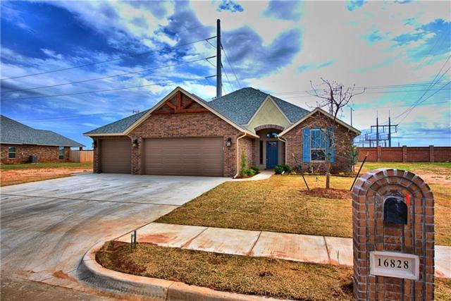 16828 Picasso Drive, Oklahoma City, OK 73170 (MLS #786782) :: Homestead & Co