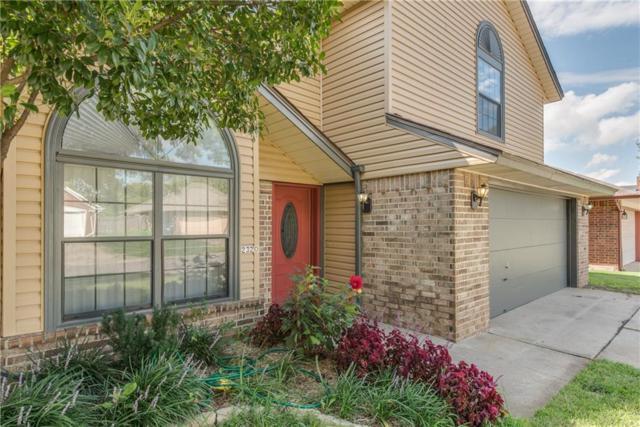2320 Buckhorn Drive, Norman, OK 73072 (MLS #786785) :: Richard Jennings Real Estate, LLC