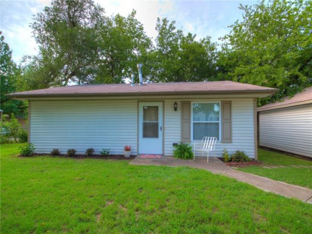421 N Stewart Avenue, Norman, OK 73071 (MLS #786793) :: Richard Jennings Real Estate, LLC