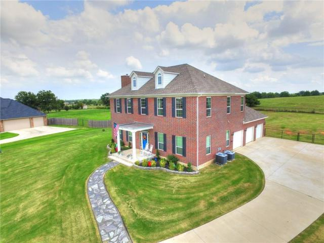 18688 308th Street, Norman, OK 73072 (MLS #786796) :: Richard Jennings Real Estate, LLC