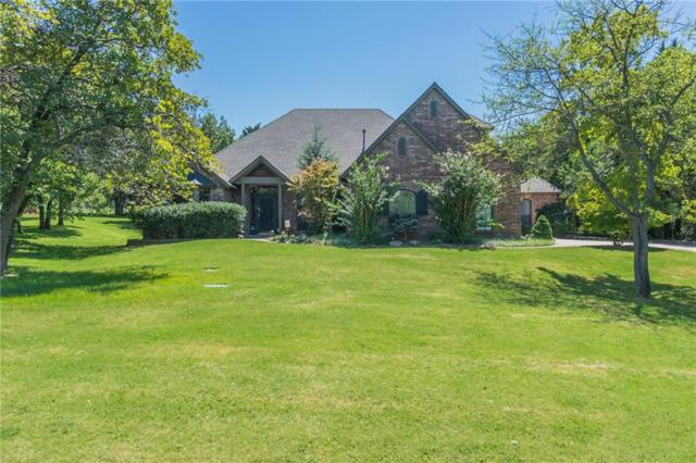1950 Arbor Valley Drive, Edmond, OK 73025 (MLS #786813) :: Homestead & Co