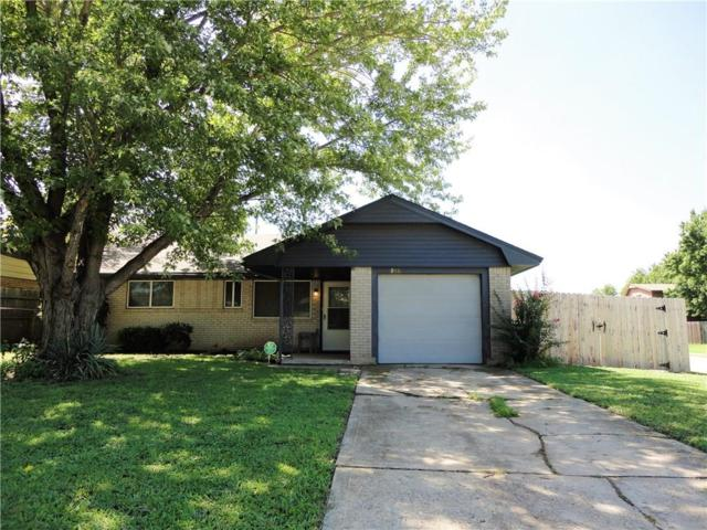 956 SW 1st Street, Moore, OK 73160 (MLS #786823) :: Richard Jennings Real Estate, LLC