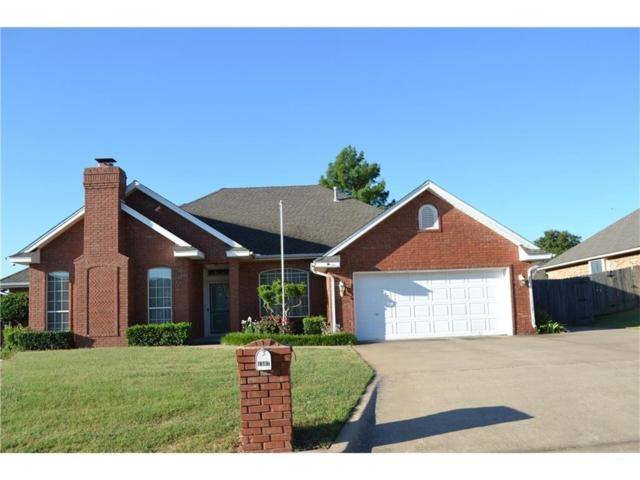1307 Castle Creek, Shawnee, OK 74804 (MLS #786835) :: Richard Jennings Real Estate, LLC