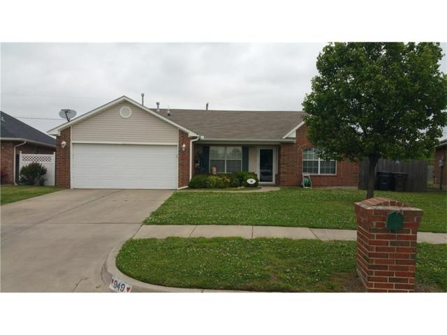 949 NW 15th Street, Moore, OK 73160 (MLS #786836) :: Richard Jennings Real Estate, LLC