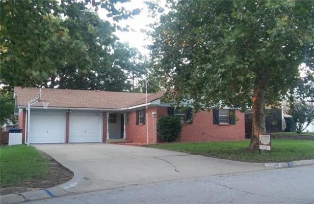 4409 NW 56th Terrace, Oklahoma City, OK 73112 (MLS #787268) :: Homestead & Co