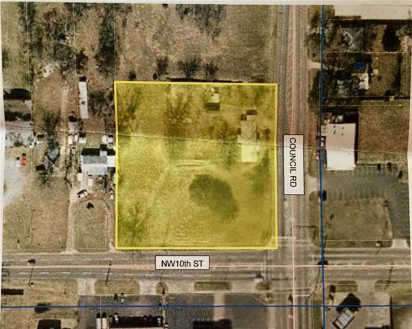 1125 N Council Road, Oklahoma City, OK 73127 (MLS #787280) :: Wyatt Poindexter Group